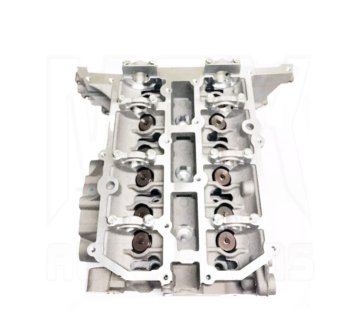 Cabeçote Completo do Motor (Com Válvulas) Ka 1.0 2014 2015/... Original Ford