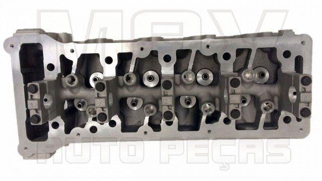 Cabeçote do Motor (Sem Válvulas) Focus Fiesta Ecosport Courier Ka 2004 2005 à 2014 Importado