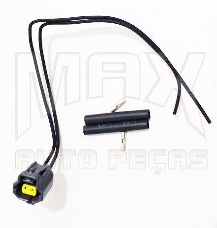 Chicote Adaptador Sensor Temperatura do Cabeçote Ecosport Focus Fusion Ranger 2001 2002 à 2012 Original