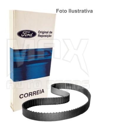 Correia Alternador Ka Courier Ecosport Fiesta Ranger 1999 2000 à 2021 Original