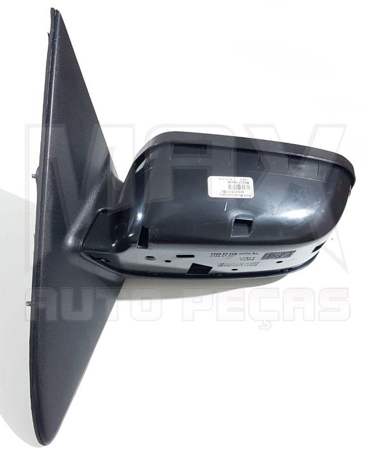 Espelho Retrovisor Externo Esquerdo com Controle Elétrico Fusion 2006 2007 à 2010 Original