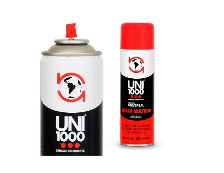 Graxa Liquida Aerossol 300ml Universal