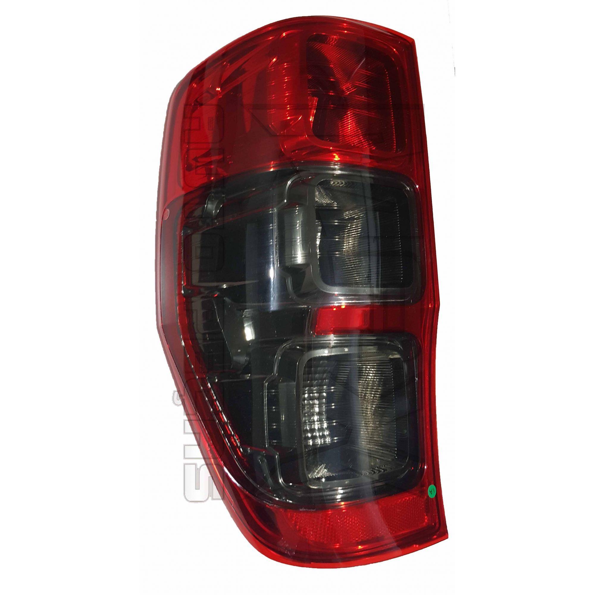 Lanterna Traseira Esquerda Fumê Ranger 2012 2013/... Fitam