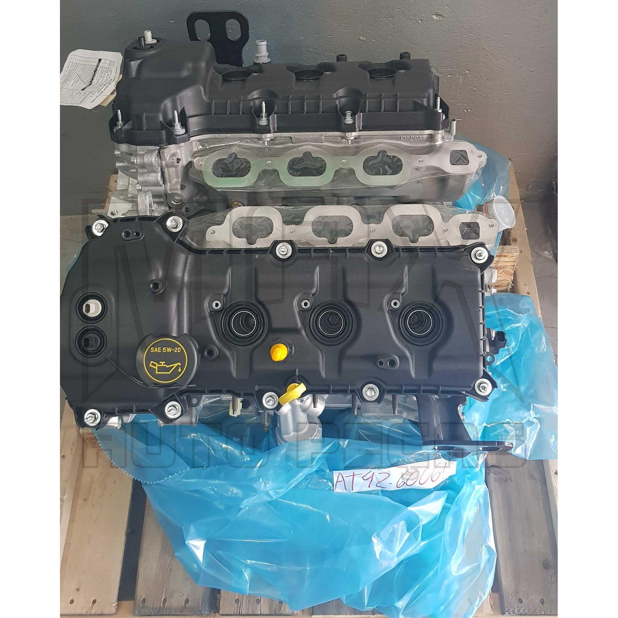 Motor Completo Edge 2010 2011 à 2014 Original