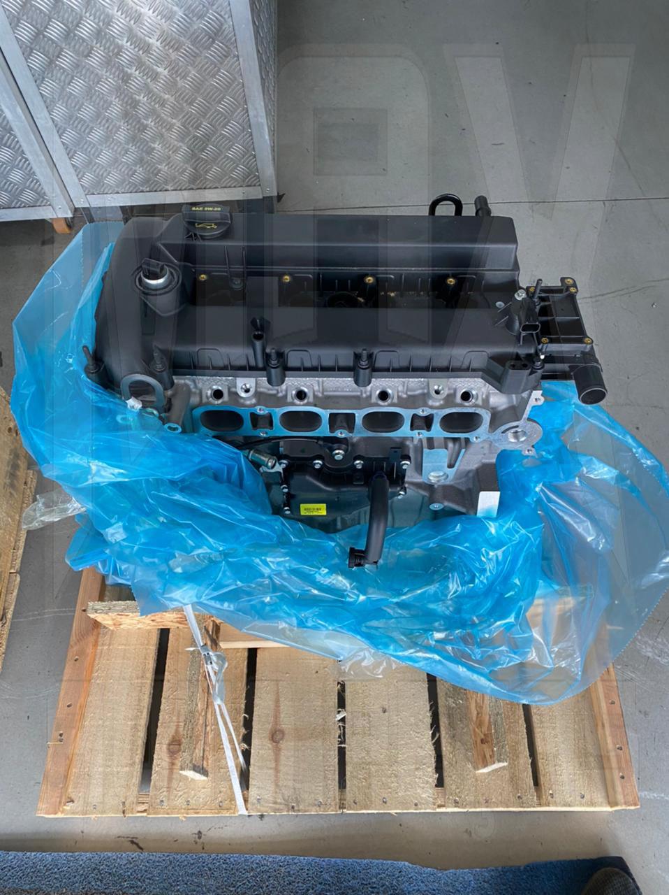 Motor Completo Fusion 2.5 2011 e 2012 Original Ford