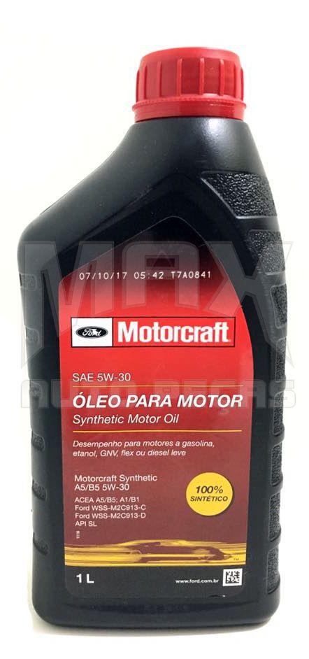 Oleo 5W30 - Motorcraft