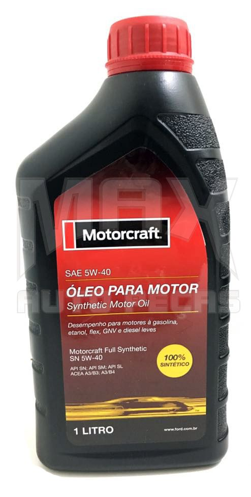 Óleo Motorcraft 5w40 1L