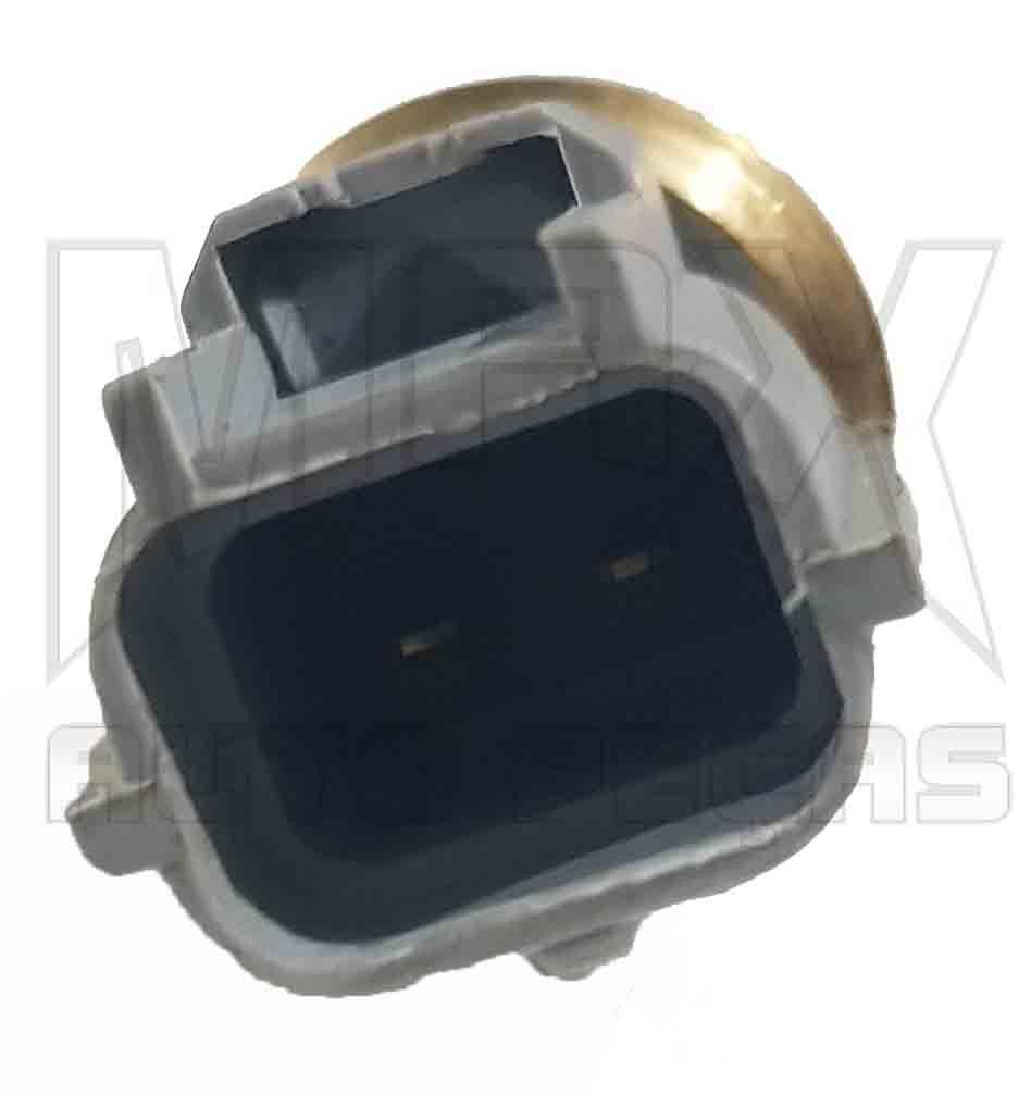 Sensor Temperatura Arrefecimento Motor ECT Ka Courier Ecosport Escort Fiesta Focus 1997 1998 à 2014 Original