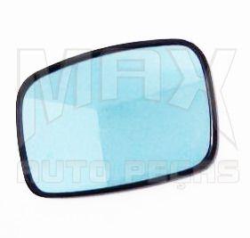 Vidro do Retrovisor Externo (Reflexo Azul) Fiesta 2002 2003 à 2006 Original