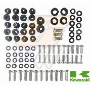 Kit Parafusos Carenagem Kawasaki Zx 9