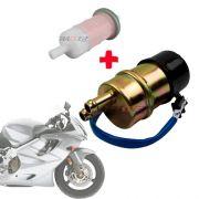 Bomba Combustível Cbr 600 F4 + Filtro Gasolina