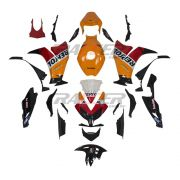 Kit Carenagem Cbr 1000 2012-2017 Repsol
