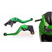 Manete Esportivo Ninja 250 Kawasaki 08-12