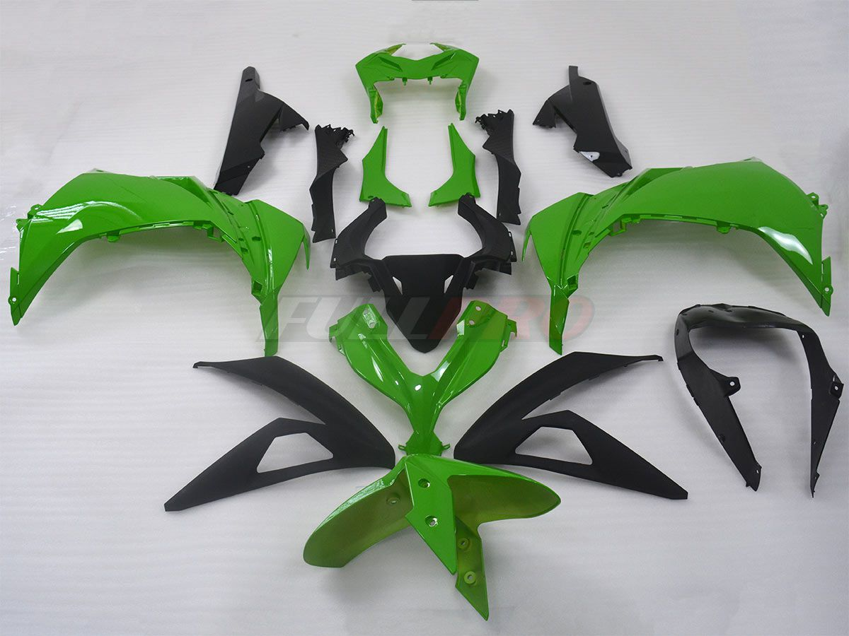 Kit Carenagem Ninja 300 - Raccer