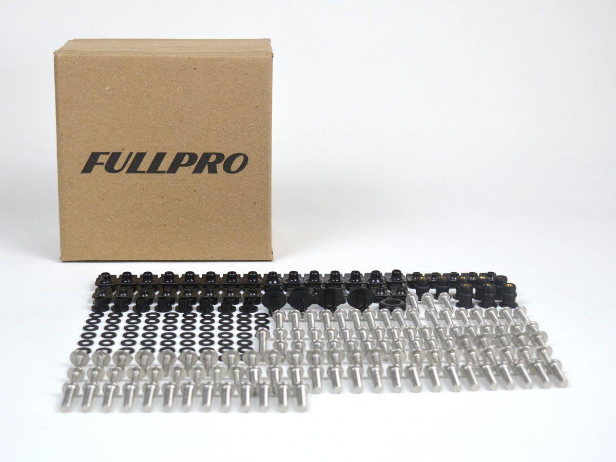 Kit Parafusos Fullpro BMW S1000rr 2010-2014  - Raccer