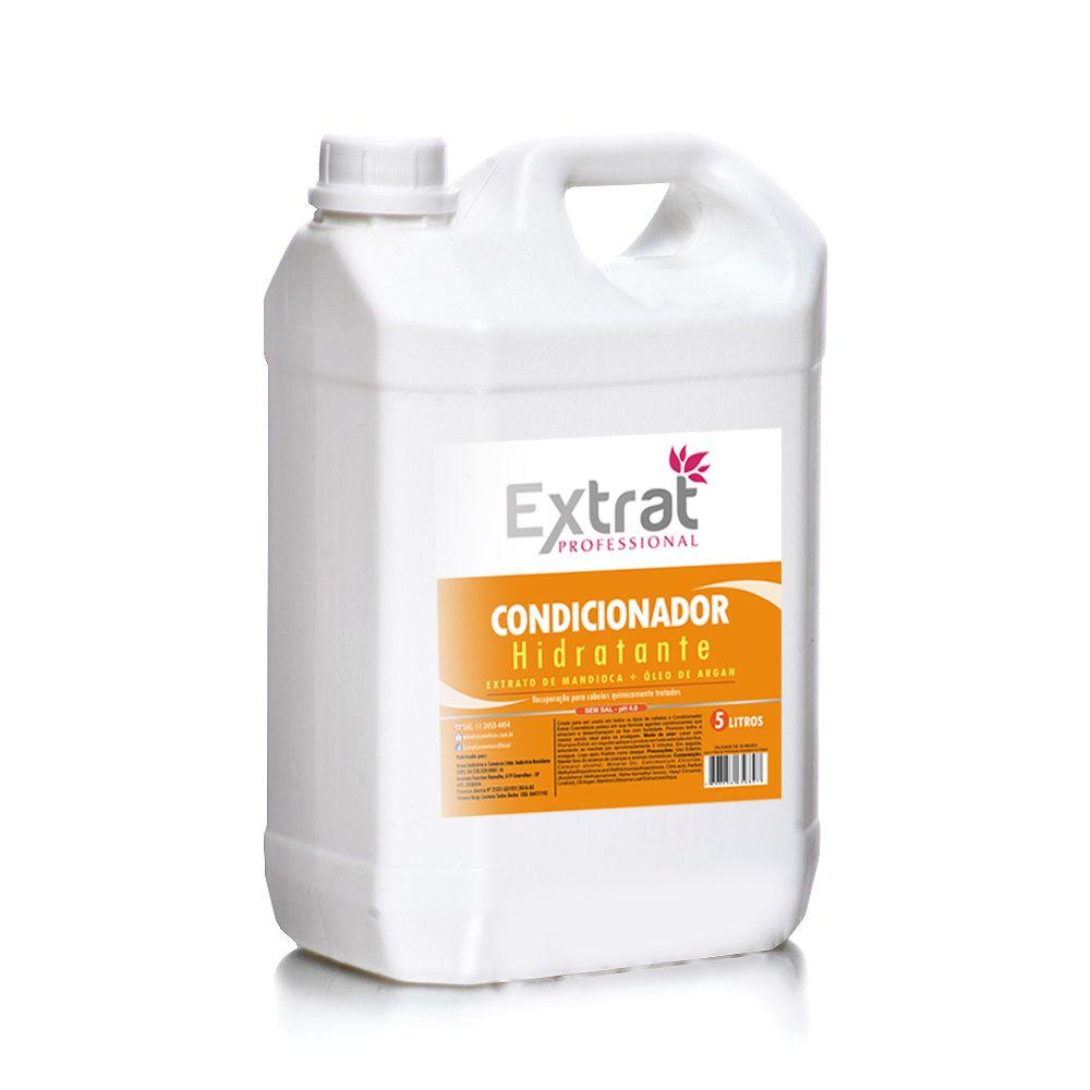 Condicionador de Mandioca e Oléo de Argan 3,5kg Extrat Professional