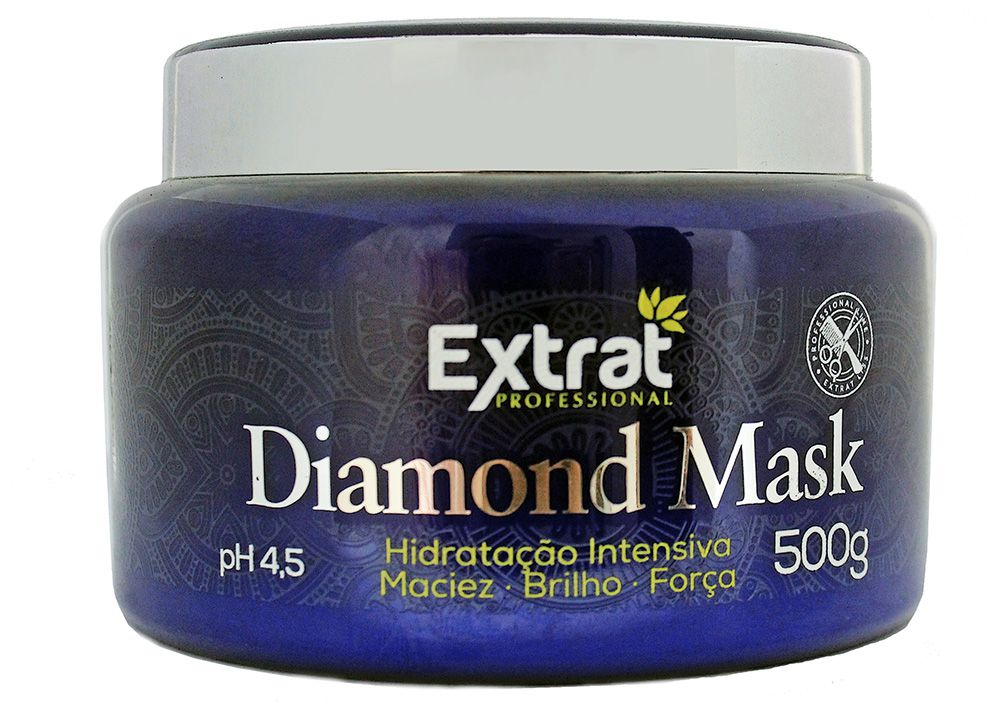 Máscara Diamante 500g