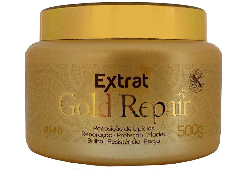 Gold Repair Máscara Ouro 500g