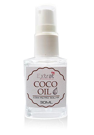 Óleo de Coco 30ml Extrat Professional