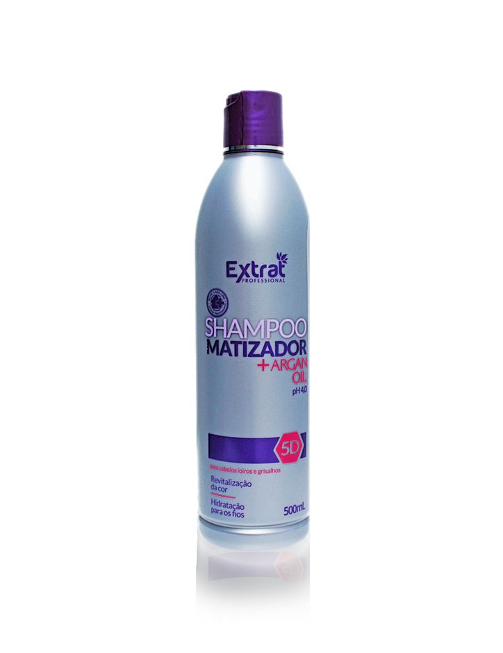 Shampoo Matizador 500ml Extrat Professional