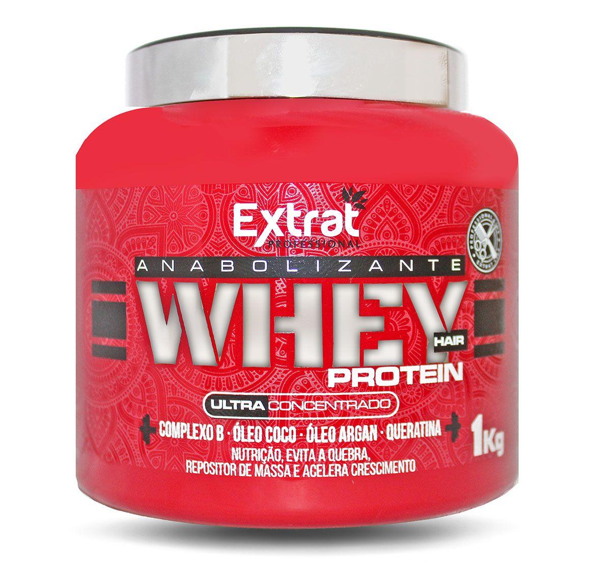 Whey Protein Anabolizante Capilar 1kg