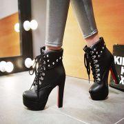 Ankle Boots Gothic Sansa