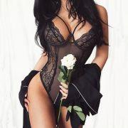 Bodysuit Renda  Goth Hot