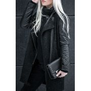 Casaco Trench Coat Snow