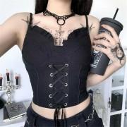 Cropped Goth Ayla