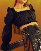 Cropped Top Gipsy
