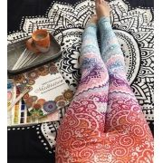 Legging Mandala