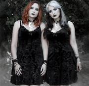 Vestido Dark Queen