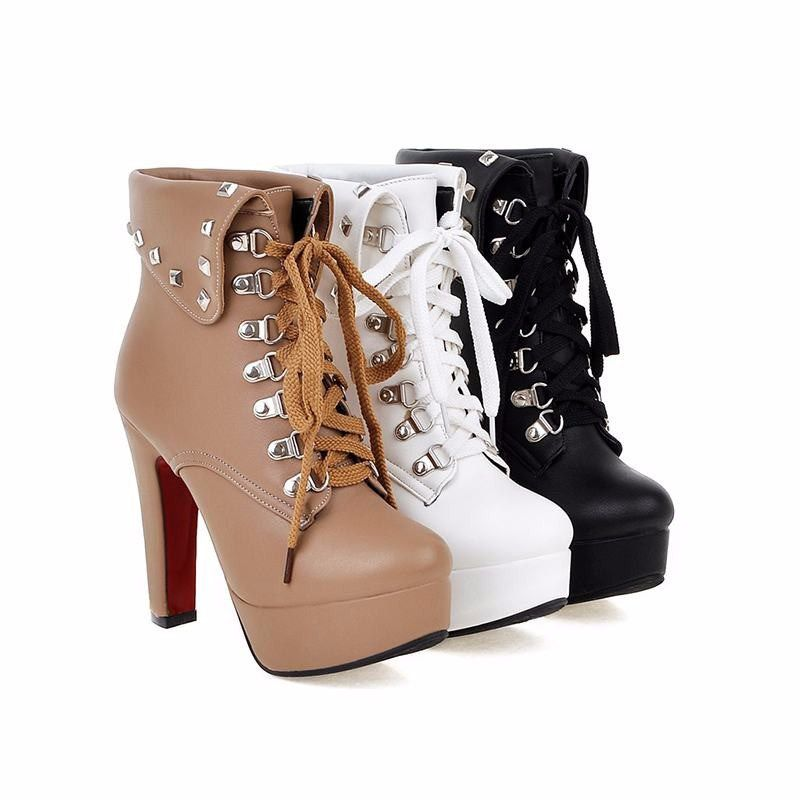 Ankle Boots Gothic Sansa
