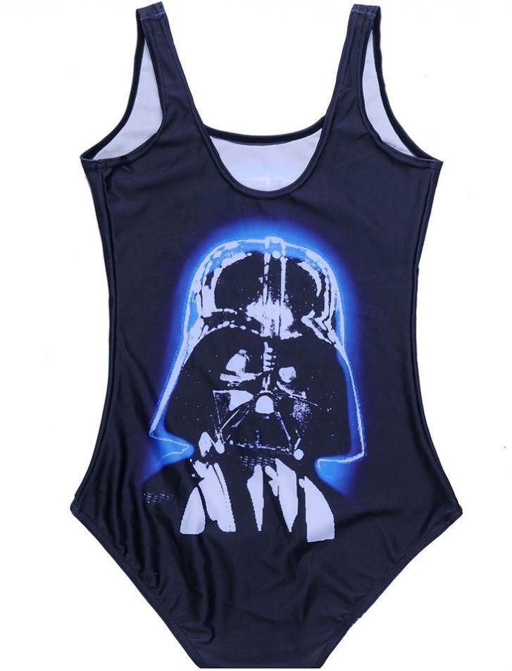 Body Maiô Star Wars