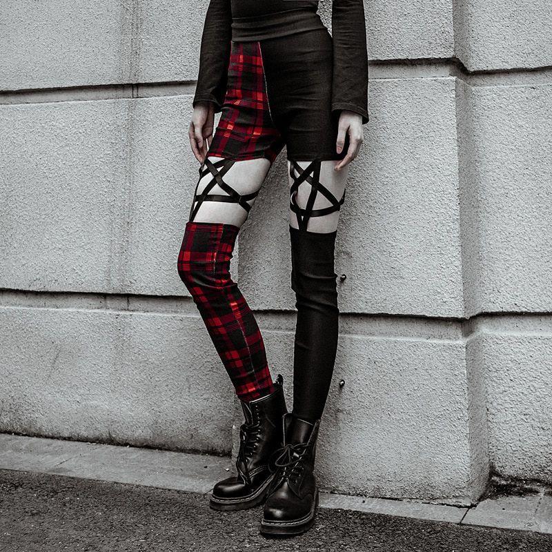 Legging Goth Cool