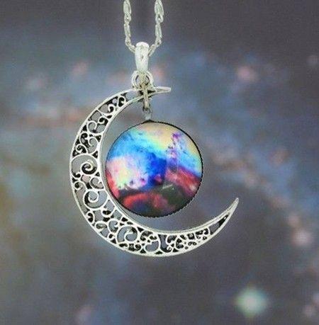 Colar Moon Mystery -