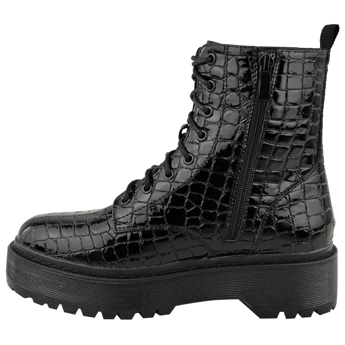 Coturno London Style Croco Inspired