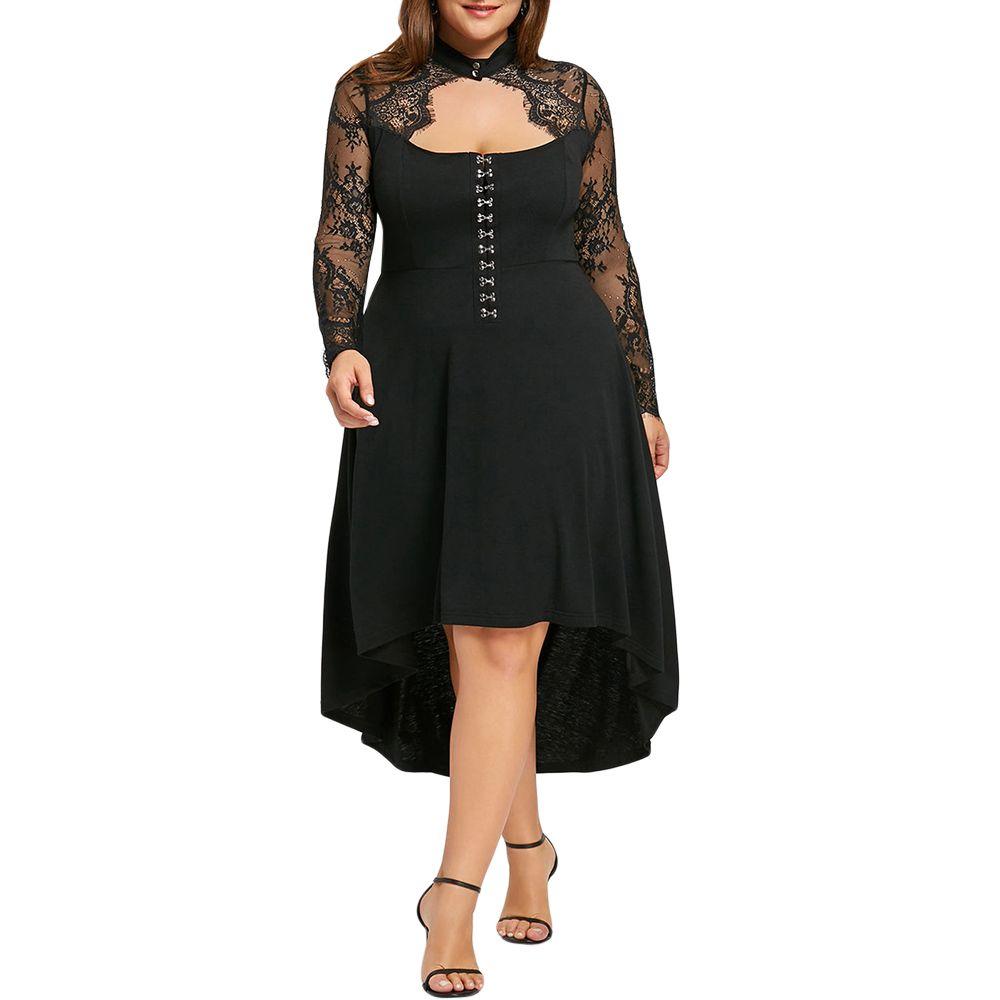 Vestido Mullet Gothic Star
