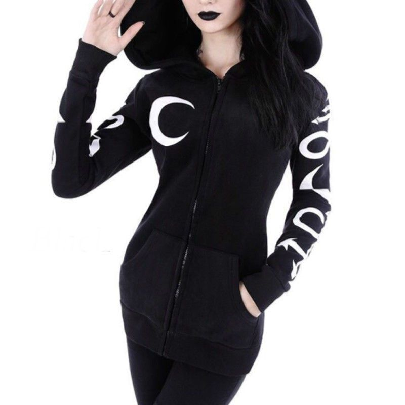 Hoodies Moon Mistic
