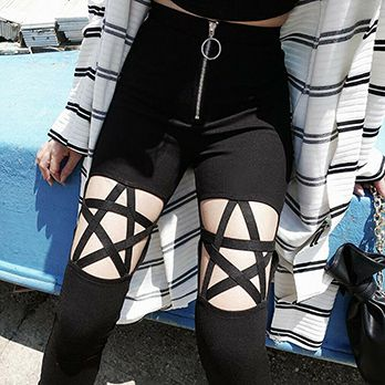 Legging Gothic