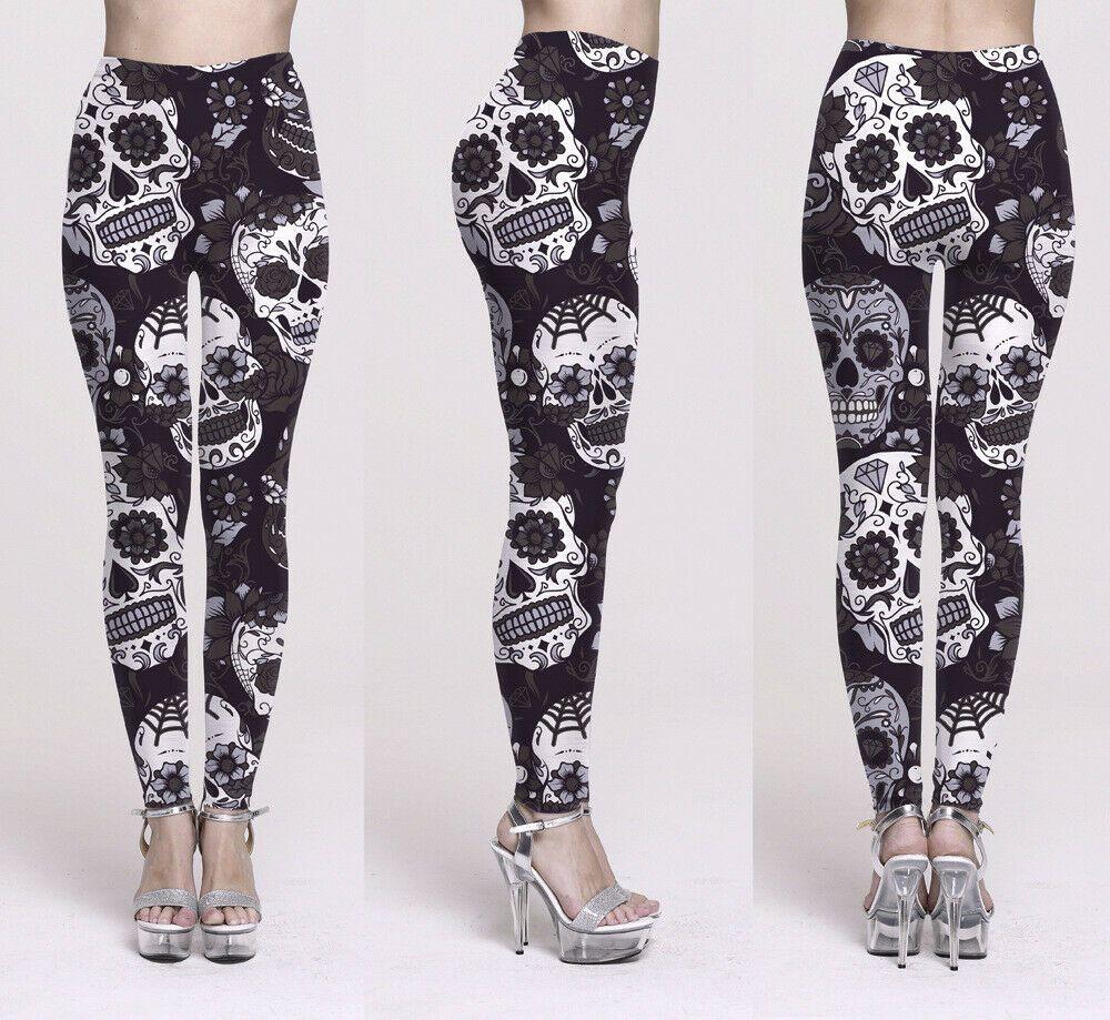Legging Skull