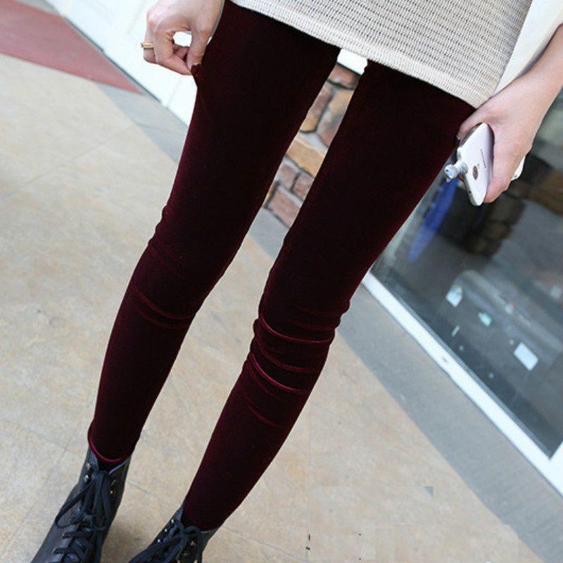 Legging Velvet