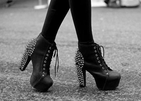 Lita Boots Spikes Inspired