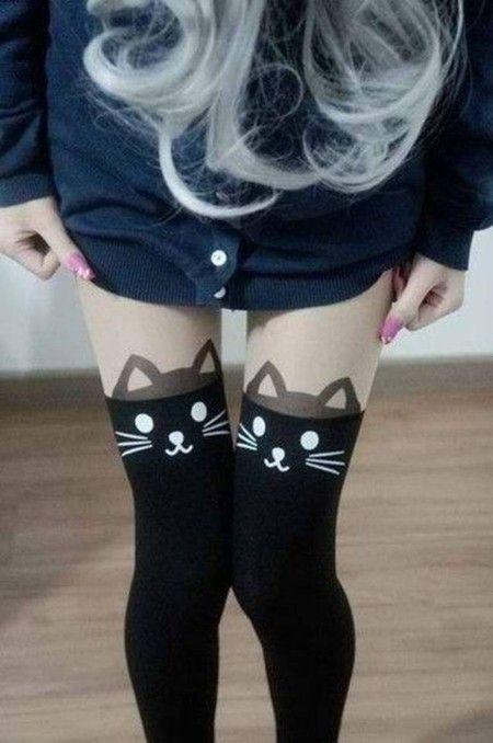 Meia-Calça Meow