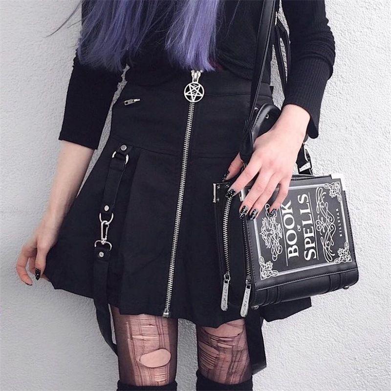 Mini Saia Goth Hot