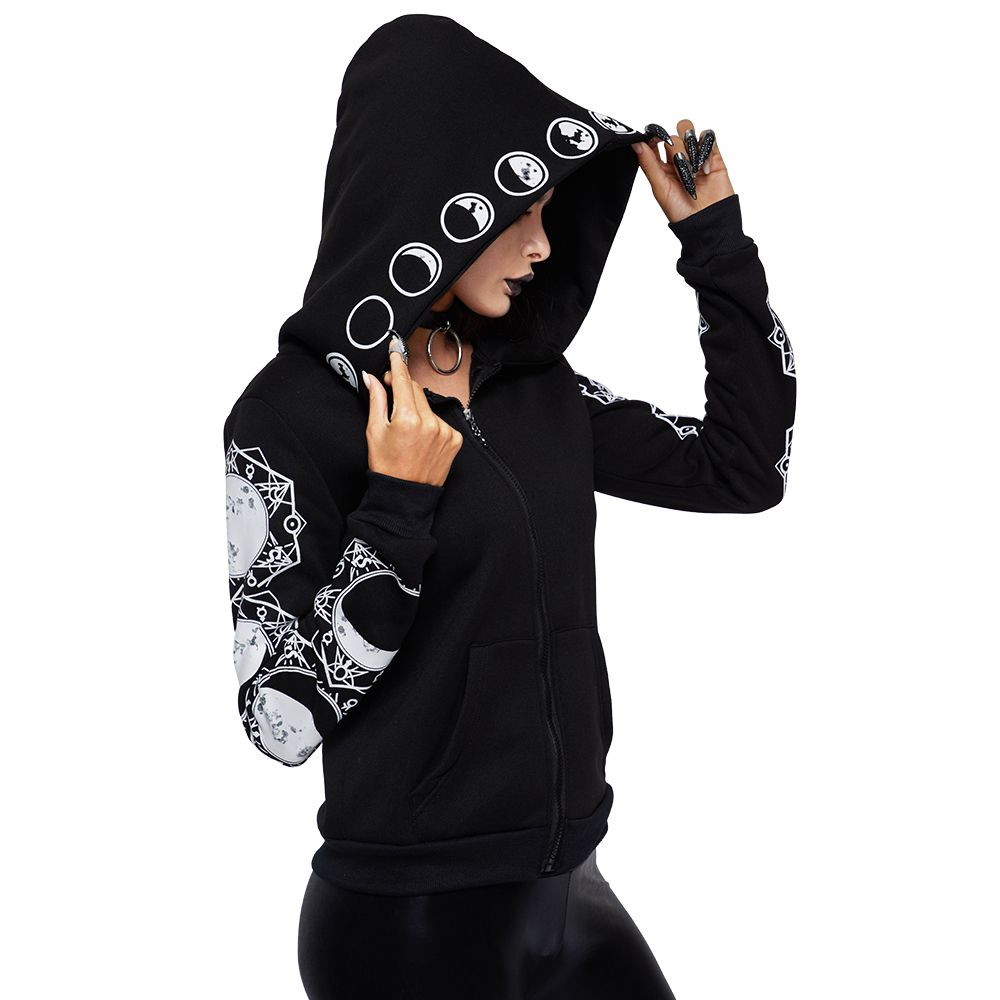 Hoodies Moon Phases