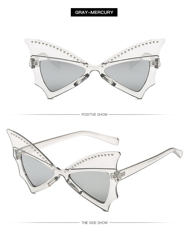 Óculos Oversize Elvira