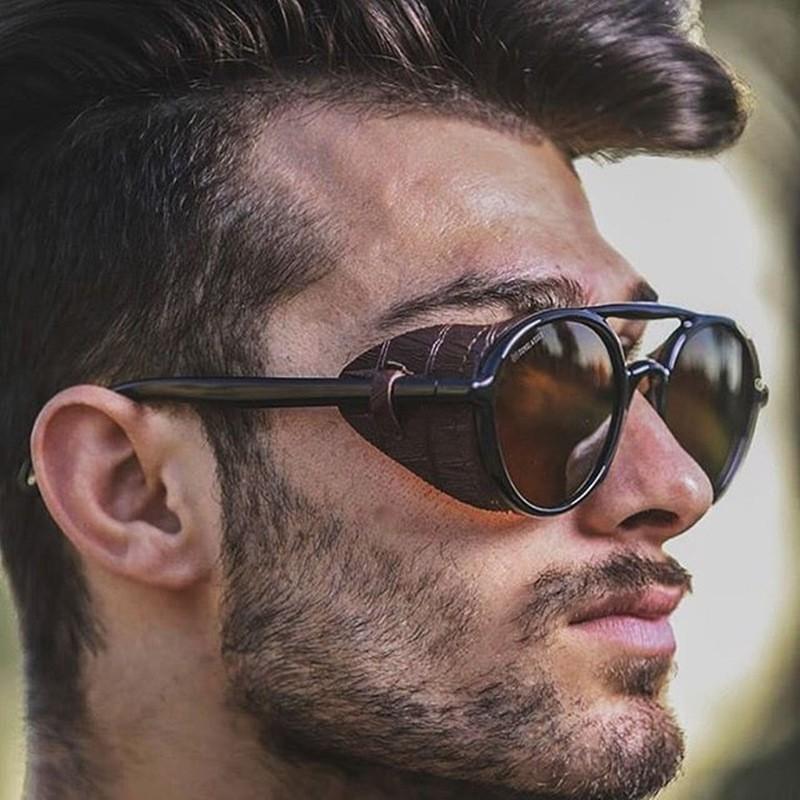 Óculos Redondo Vintage