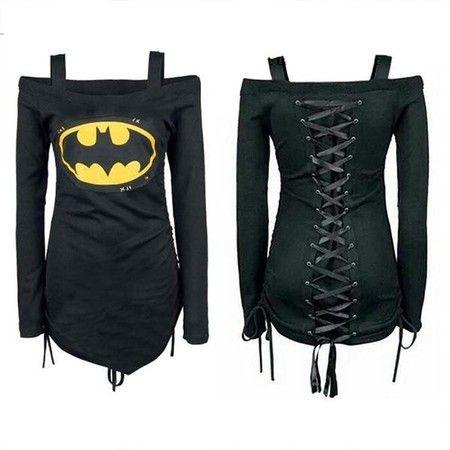Blusa  Bat