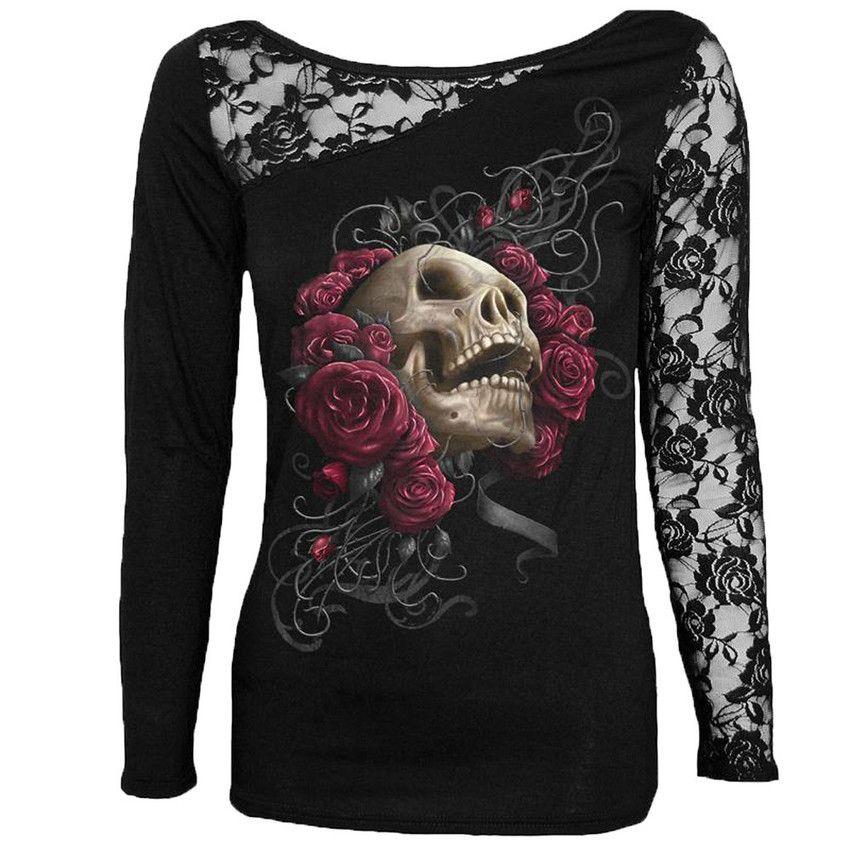 Blusa  Gothic